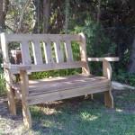 ספסל סטטי לנוחות שקטה