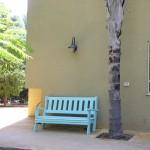 ספסל עץ מהמם