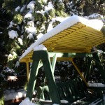 נדנדה דגם נווה בשלג.