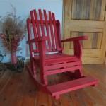 כיסא עם מדרך. דגם: בלו 83.מעץ מלא. מידות בהתאמה אישית ובמבחר עשיר של צבעים.