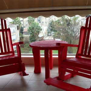 כיסאות נדנדה לגינה ולמרפסת BeLLo 91