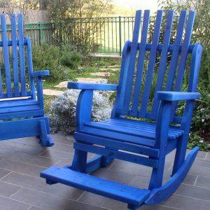 כסא נדנדה לגינה ולמרפסת BeLLo 83