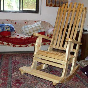 כיסאות נדנדה לגינה ולמרפסת דגם BeLLo 91