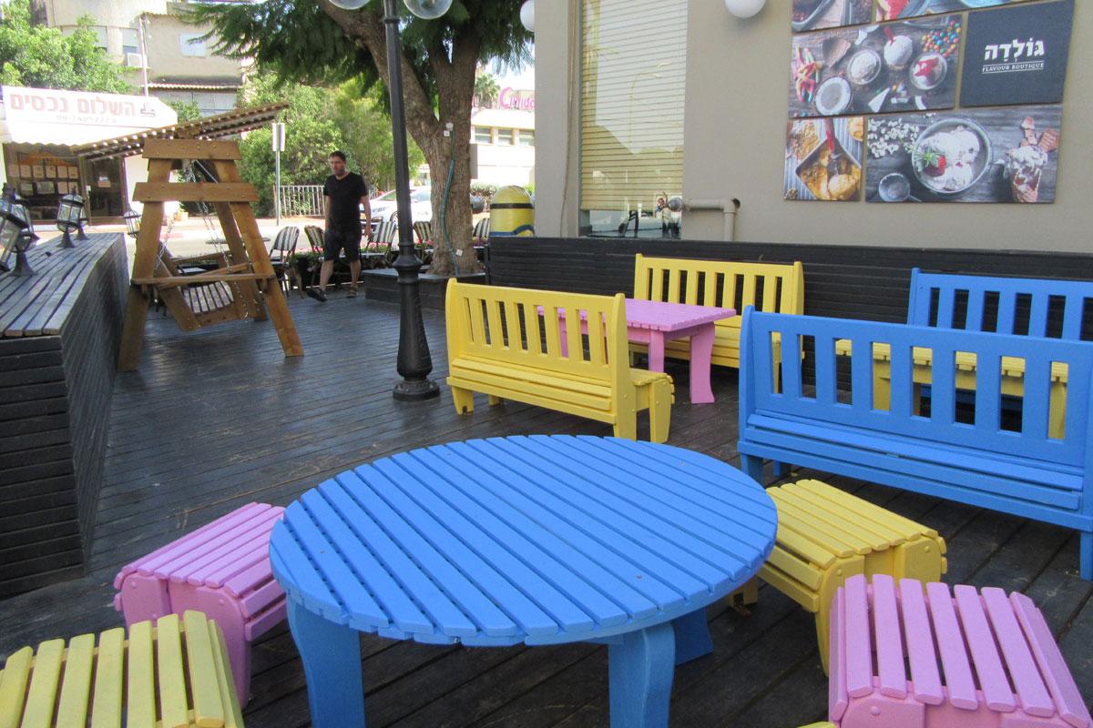 כיסאות ושרפרפים לילדים