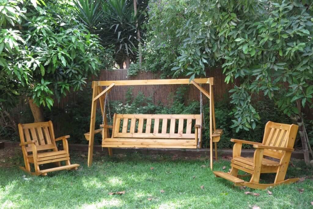 כסאות נוח לגינה